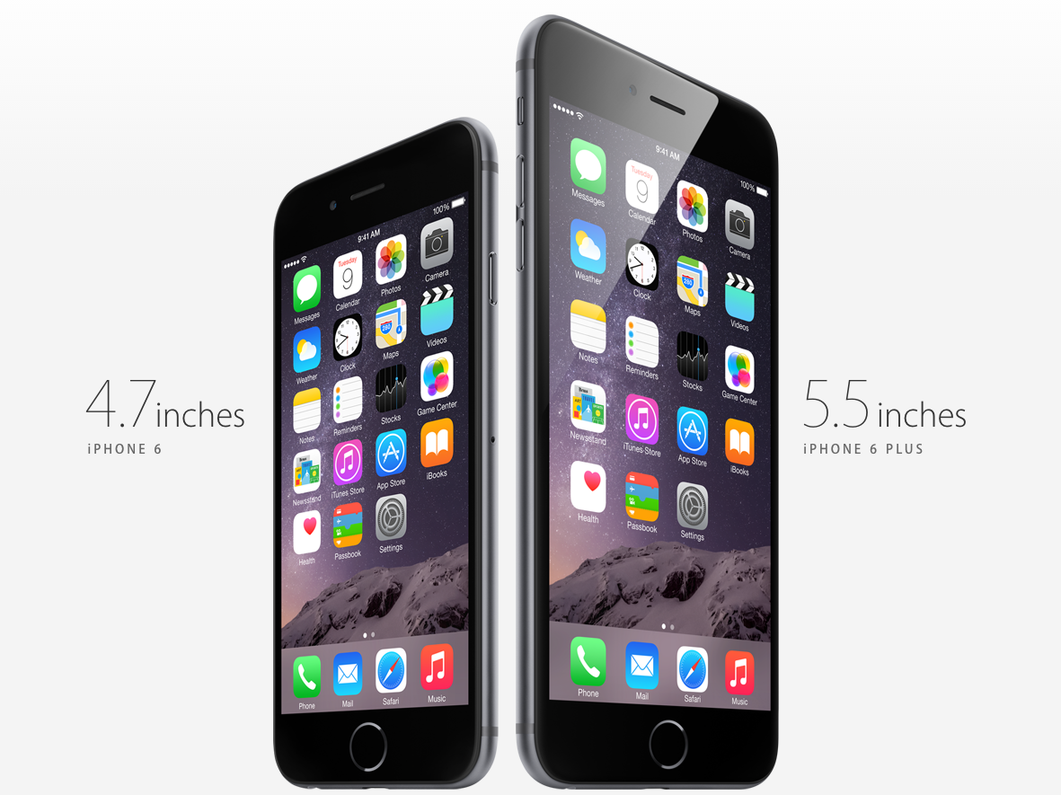 iphone 6s specifikationer