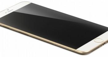 iphone 6 guld mockup