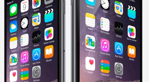 Iphone 6 og iphone 6 Plus Apple