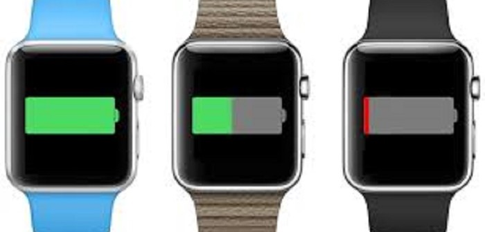 Apples Watch problemer med batterilevetid