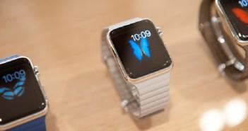 Hvornår kommer Apple Watch i butikkerne
