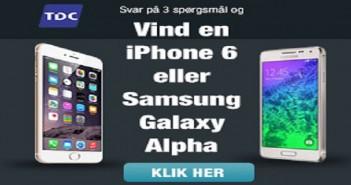 iphone 6 konkurrence TDC